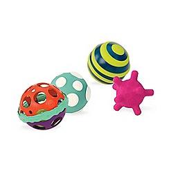 B. - Baby ball-a-baloos