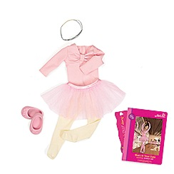 Our Generation - Dolls Sydney Lee - read and play set