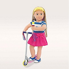 Our Generation - Dolls cute to scoot
