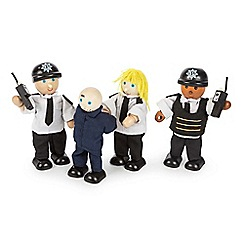 Tidlo - Police officers and prisoner