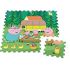 Peppa Pig - Foam Floor Puzzle