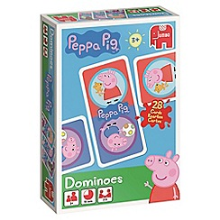Peppa Pig - Dominoes Game