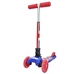 kiddimoto - Union Jack U-Zoom scooter
