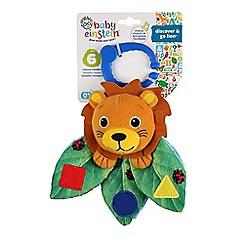 Bright Starts - Peek-a-boo lion
