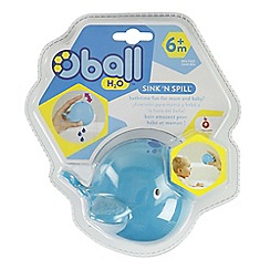 Oball - Bath whale water toy