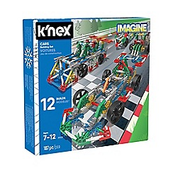 K'Nex - Cars Building Set - 25525