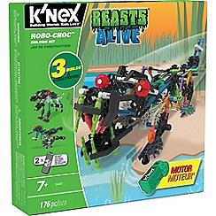 K'Nex - Robo Croc Building Set - 34407