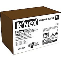 K'Nex - Education Motor Pack Set - 78910