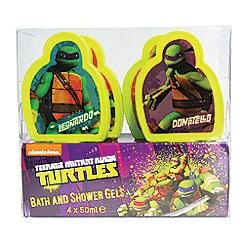 Teenage Mutant Ninja Turtles - Bath & Shower Gift Set