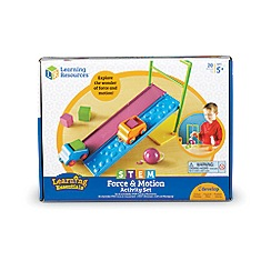 Learning Resources - Force & Motion Activity Set