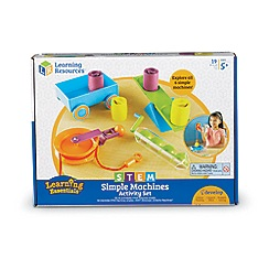 Learning Resources - Simple Machines Activity Set