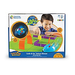 Learning Resources - Robot Mouse Activity Set
