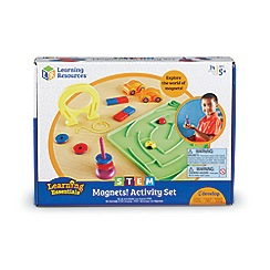 Learning Resources - Magnets Activity Set