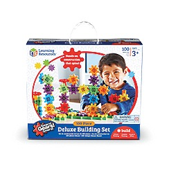 Learning Resources - 100 Piece Building Set