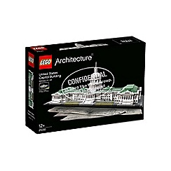 LEGO - Architecture United States Capitol Building Set - 21030