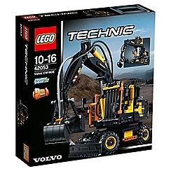 LEGO - Volvo EW160E - 42053