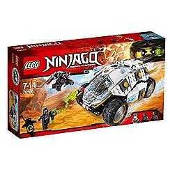 LEGO - Ninjago Titanium Ninja Tumbler