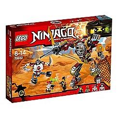 LEGO - LEGONinjago - Salvage M.E.C. - 70592