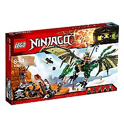 LEGO - The Green NRG Dragon - 70593