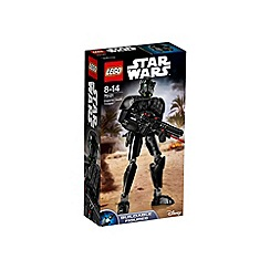 LEGO - Star Wars Rogue One- Imperial Death Trooper - 75121