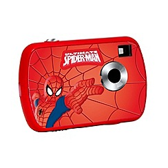 Spider-man - 1.3MP digital camera with 3D elements