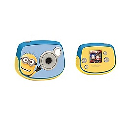 Despicable Me - 1.3MP Digital camera with 1.44