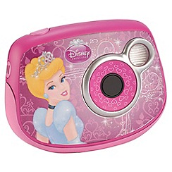 Disney Princess - 1.3 MP Camera with Flash & 1.44'' LCD screen