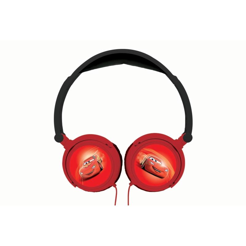 Disney Cars Stereo Headphones