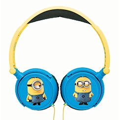 Despicable Me - Stereo headphones