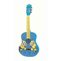 Despicable Me - Acoustic Guitar - 31'