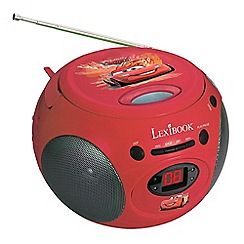 Lexibook - Cars CD Player