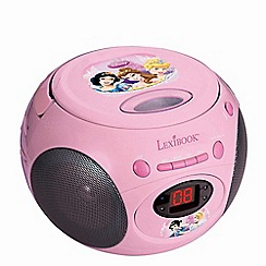 Disney Princess - Radio CD Boombox
