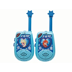 Disney Frozen - 3D Walkie-Talkies - 2km
