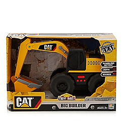CAT - Big builder excavator