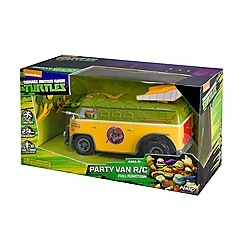 Teenage Mutant Ninja Turtles - Party van remote control