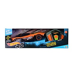 Hot Wheels - Nitro charger remote control - yur so fast