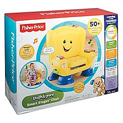 Fisher-Price - Laugh and Learn Smart Stages Chair