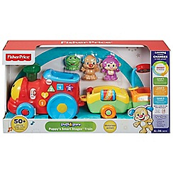 Fisher-Price - Laugh and Learn Puppy's Smart Train