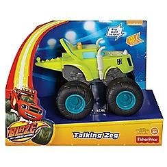 Blaze - Talking Zeg Vehicle