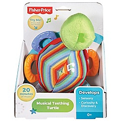 Fisher-Price - Musical Teething Turtle