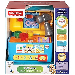 Fisher-Price - Laugh and Learn Smart Stages Toolbox