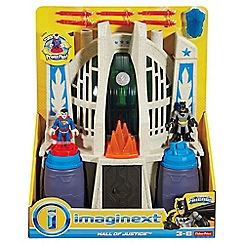 Imaginext - DC Super Friends Hall of Justice
