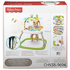 Fisher-Price - Rainforest Friends SpaceSaver Jumperoo