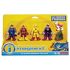 Imaginext - Heroes and Villians