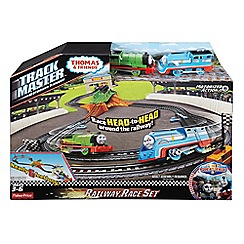 Thomas & Friends - Trackmaster Thomas and Percys Railway Race Set