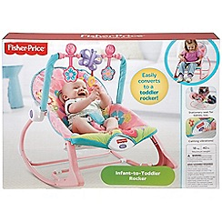 Fisher-Price - Infant to Toddler Rocker