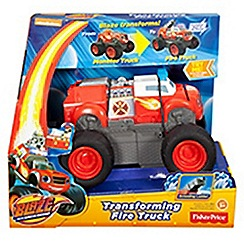 Blaze - Transforming Fire Truck