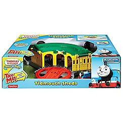 Thomas & Friends - Take-n-Play Tidmouth Sheds Adventure Hub