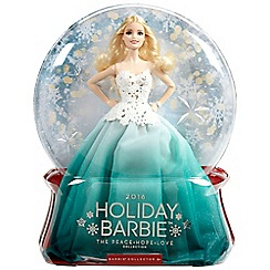 Barbie - Holiday Doll 2016