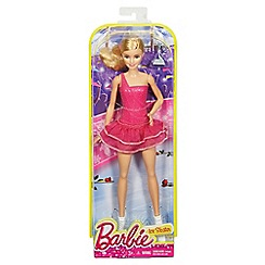 Barbie - Ice Skater Doll